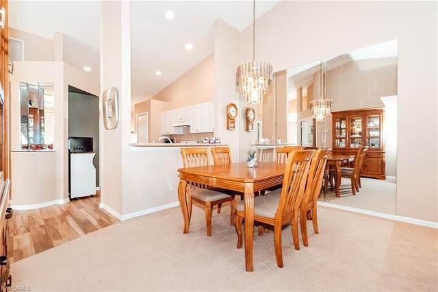 5410 Whitten Dr #28, Naples, FL 34104 (MLS #221002129) :: #1 Real Estate Services