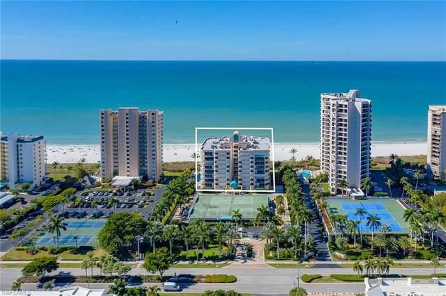 870 S Collier Blvd #301, Marco Island, FL 34145 (#221003348) :: The Dellatorè Real Estate Group