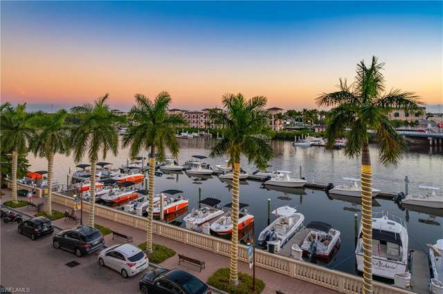 451 Bayfront Pl #5307, Naples, FL 34102 (#221003543) :: Vincent Napoleon Luxury Real Estate