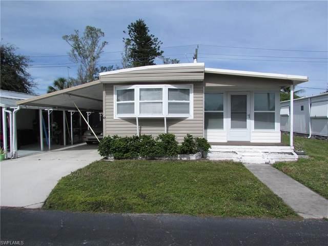 47 Enchanting Blvd E-47, Naples, FL 34112 (#221004152) :: The Dellatorè Real Estate Group