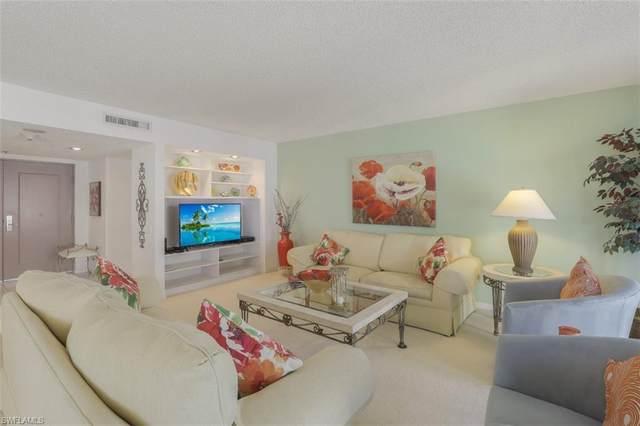 4401 Gulf Shore Blvd N #1406, Naples, FL 34103 (#221004380) :: The Dellatorè Real Estate Group