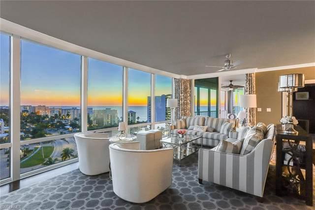 3971 Gulf Shore Blvd N #1101, Naples, FL 34103 (#221004562) :: The Dellatorè Real Estate Group