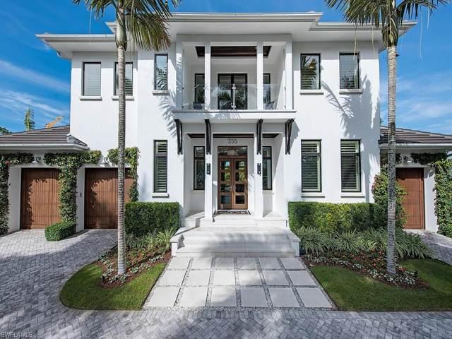 355 15th Ave S, Naples, FL 34102 (#221004823) :: The Dellatorè Real Estate Group
