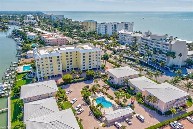 1910 Gulf Shore Blvd N #106, Naples, FL 34102 (MLS #221005855) :: Kris Asquith's Diamond Coastal Group