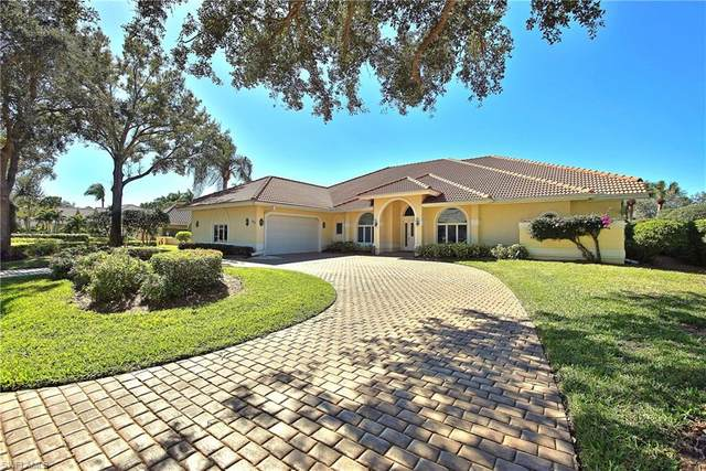 822 Wyndemere Way, Naples, FL 34105 (#221006137) :: Vincent Napoleon Luxury Real Estate
