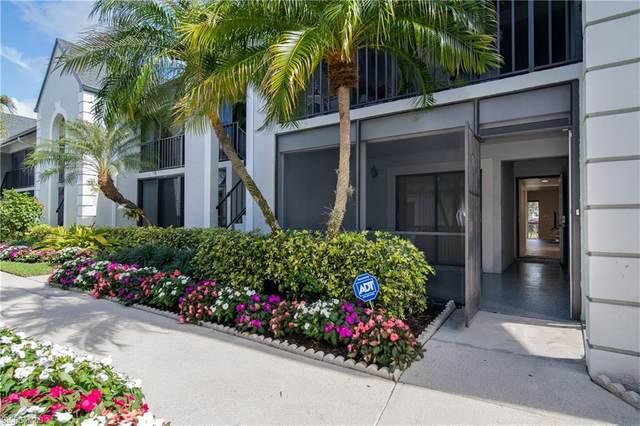 492 Veranda Way E106, Naples, FL 34104 (MLS #221006289) :: Clausen Properties, Inc.