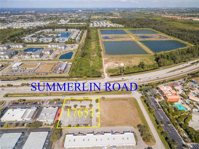 17651 Summerlin Rd, Fort Myers, FL 33908 (MLS #221007235) :: Clausen Properties, Inc.