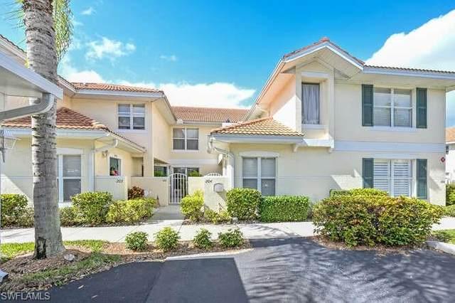 5060 Cedar Springs Dr #103, Naples, FL 34110 (#221007314) :: Vincent Napoleon Luxury Real Estate