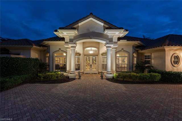 11534 Aerie Ln, Naples, FL 34120 (MLS #221009775) :: Waterfront Realty Group, INC.