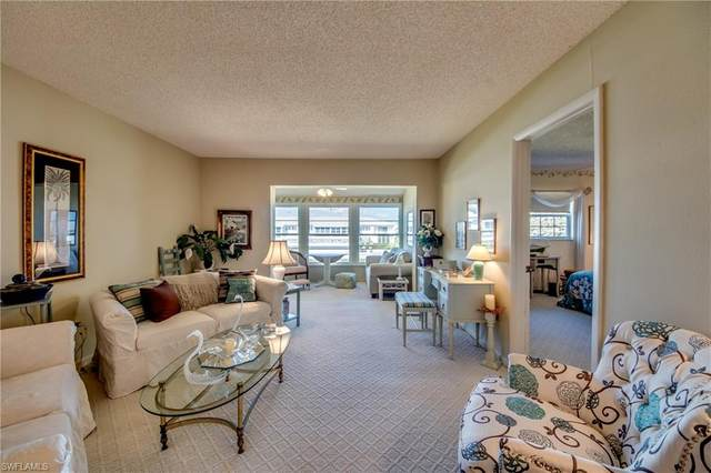 1477 Saddle Woode Dr 7H, Fort Myers, FL 33919 (MLS #221010178) :: The Naples Beach And Homes Team/MVP Realty