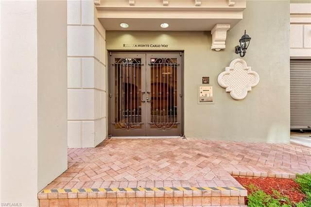 8011 Via Monte Carlo Way #102, Estero, FL 33928 (MLS #221010767) :: Domain Realty