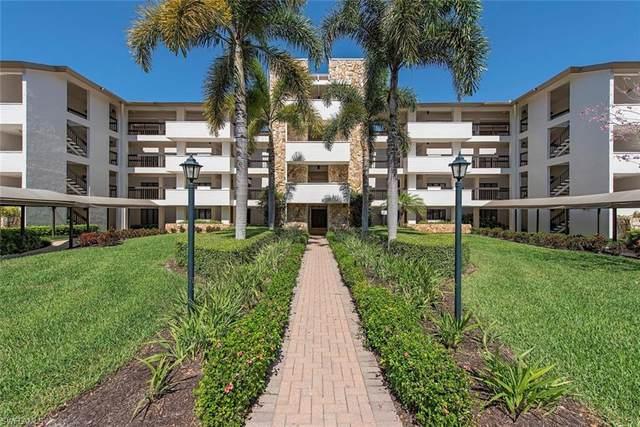 200 Wyndemere Way B-104, Naples, FL 34105 (#221011067) :: Vincent Napoleon Luxury Real Estate