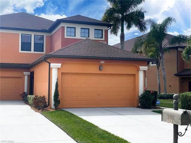 3781 Costa Maya Way #202, Estero, FL 33928 (MLS #221011221) :: Premiere Plus Realty Co.