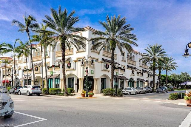 375 5th Ave S #303, Naples, FL 34102 (MLS #221011604) :: Domain Realty
