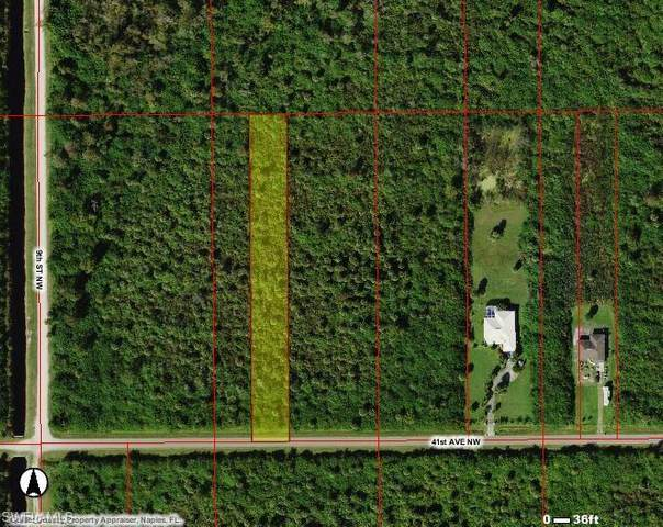 41st Ave NW, Naples, FL 34120 (MLS #221012167) :: Clausen Properties, Inc.