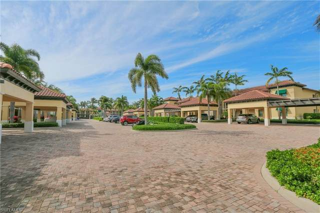 1025 Sandpiper St E-105, Naples, FL 34102 (MLS #221012695) :: Realty Group Of Southwest Florida