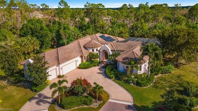 4416 Woodmont Ct, Naples, FL 34119 (MLS #221012962) :: #1 Real Estate Services