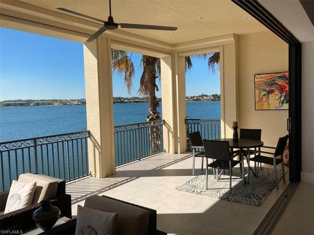 11061 Via Tuscany Ln #202, Miromar Lakes, FL 33913 (MLS #221013408) :: Waterfront Realty Group, INC.