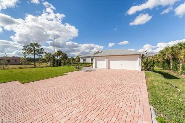 3933 Randall Blvd, Naples, FL 34120 (#221013587) :: Vincent Napoleon Luxury Real Estate