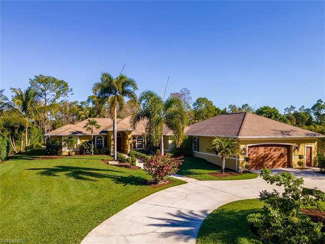 6311 Green Blvd, Naples, FL 34116 (MLS #221013725) :: Clausen Properties, Inc.