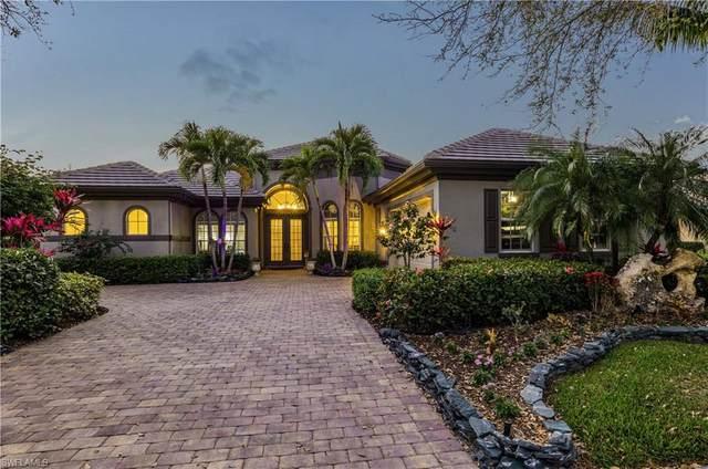 8760 Hideaway Harbor Ct, Naples, FL 34120 (#221013894) :: The Dellatorè Real Estate Group