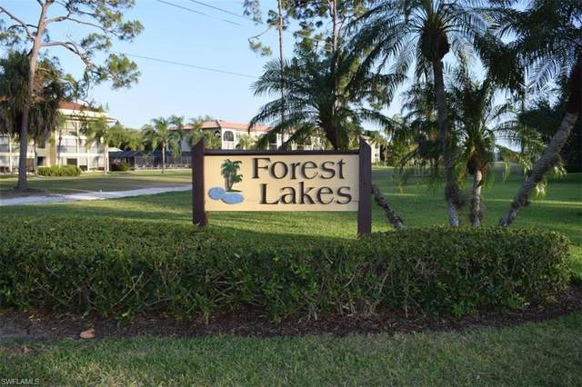 1083 Forest Lakes Dr #6105, Naples, FL 34105 (MLS #221014540) :: #1 Real Estate Services