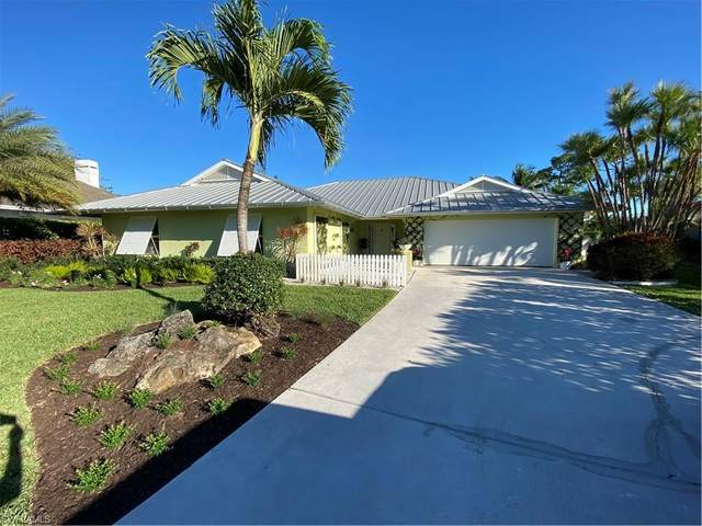 1944 Princess Ct, Naples, FL 34110 (MLS #221015001) :: RE/MAX Realty Group