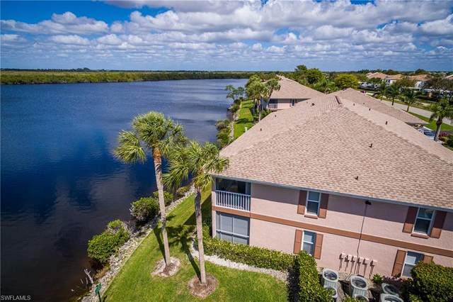 1015 Mainsail Dr #111, Naples, FL 34114 (MLS #221015141) :: #1 Real Estate Services