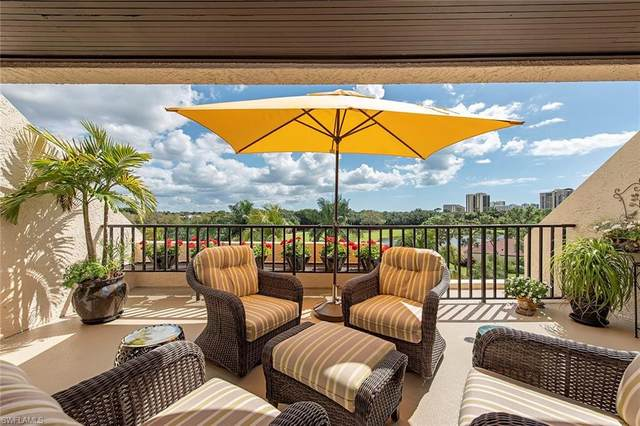 6360 Pelican Bay Blvd C-402, Naples, FL 34108 (MLS #221016049) :: Realty Group Of Southwest Florida