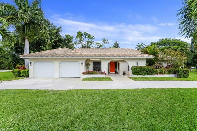 1901 Imperial Golf Course Blvd, Naples, FL 34110 (MLS #221017014) :: Realty Group Of Southwest Florida