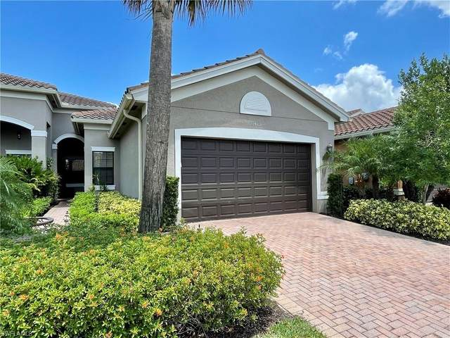 13485 Monticello Blvd, Naples, FL 34109 (MLS #221018240) :: #1 Real Estate Services