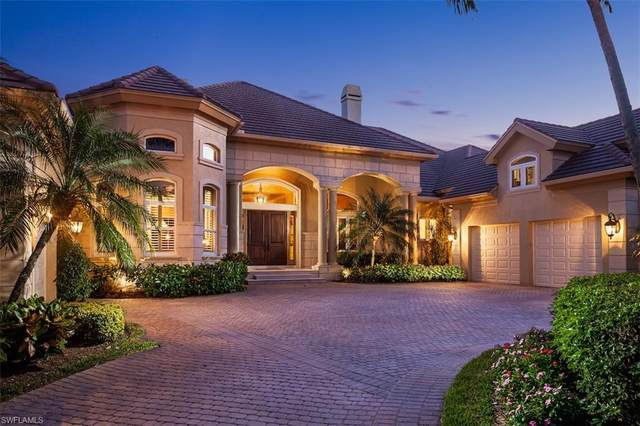 2712 Buckthorn Way, Naples, FL 34105 (MLS #221018736) :: #1 Real Estate Services