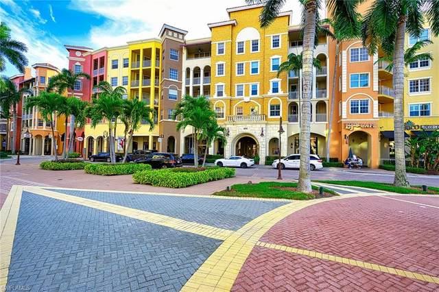 451 Bayfront Pl #5303, Naples, FL 34102 (MLS #221019100) :: Medway Realty