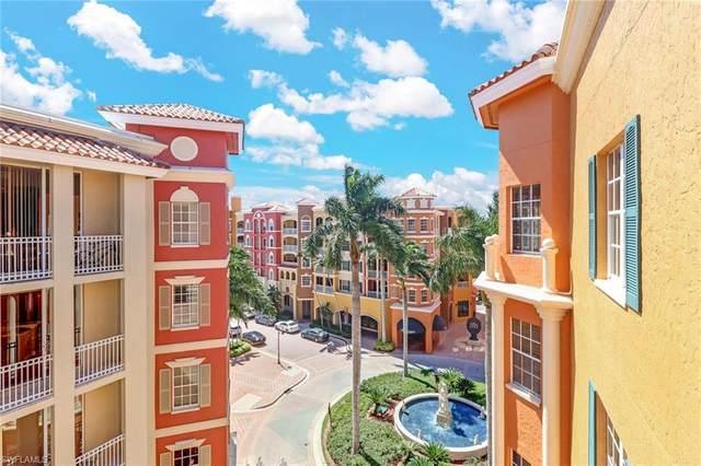 401 Bayfront Pl #3508, Naples, FL 34102 (MLS #221019220) :: Medway Realty