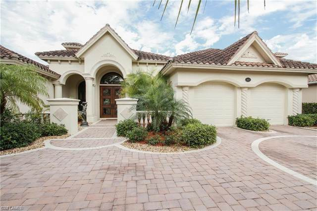 1011 Tivoli Dr, Naples, FL 34104 (#221019768) :: The Michelle Thomas Team
