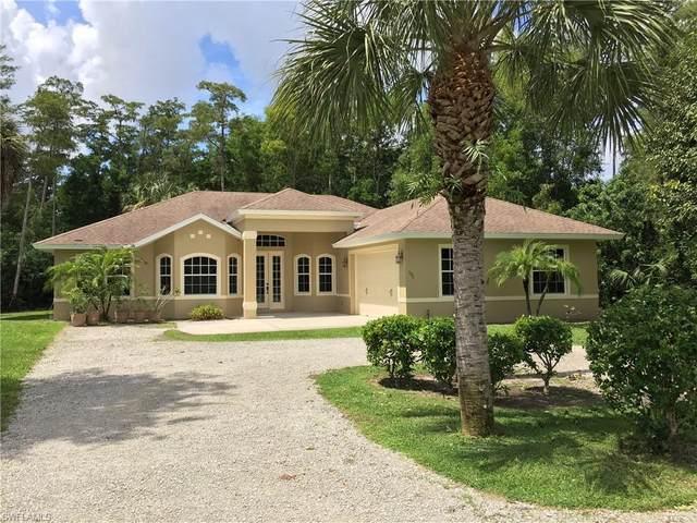 5790 Lancewood Way, Naples, FL 34116 (MLS #221020306) :: The Naples Beach And Homes Team/MVP Realty