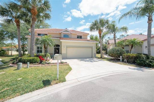 396 Pindo Palm Dr, Naples, FL 34104 (MLS #221023081) :: Waterfront Realty Group, INC.