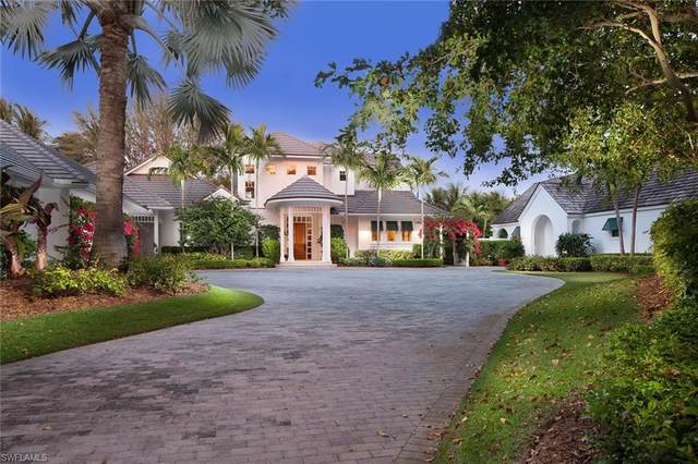 3455 Fort Charles Dr, Naples, FL 34102 (MLS #221024899) :: Premiere Plus Realty Co.