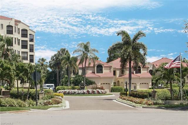 7016 Pelican Bay Blvd G-101, Naples, FL 34108 (MLS #221025217) :: #1 Real Estate Services