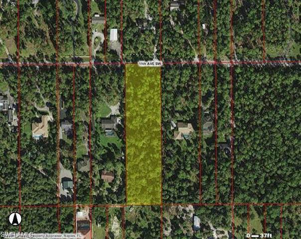 XXXX 11th Ave SW, Naples, FL 34116 (MLS #221026298) :: Clausen Properties, Inc.