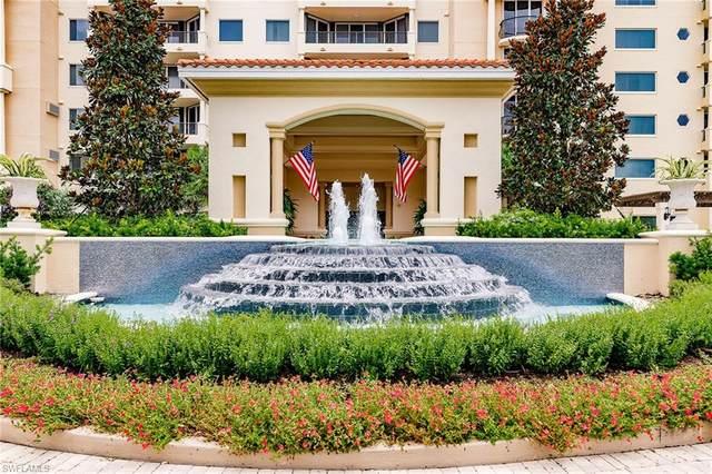 7425 Pelican Bay Blvd #601, Naples, FL 34108 (MLS #221026545) :: #1 Real Estate Services