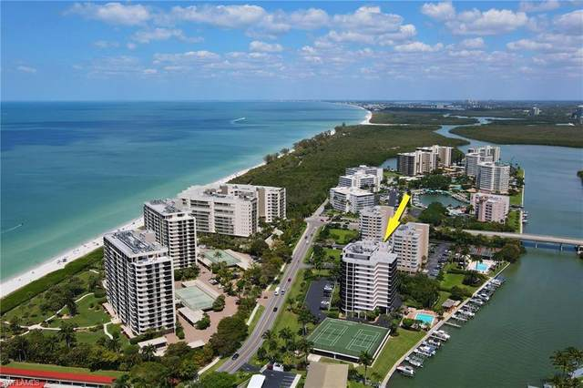 11030 Gulf Shore Dr #301, Naples, FL 34108 (MLS #221026639) :: Realty Group Of Southwest Florida