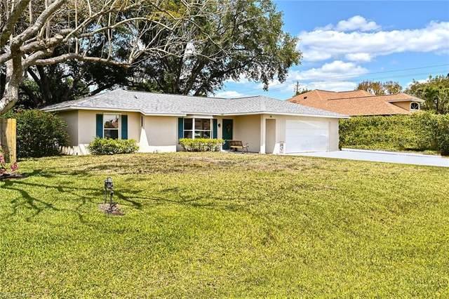 93 Kirtland Dr, Naples, FL 34110 (MLS #221027194) :: Premier Home Experts