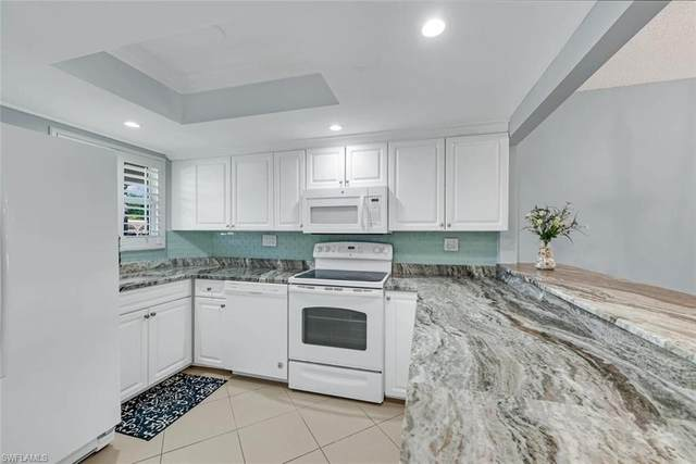9 High Point Cir N #109, Naples, FL 34103 (MLS #221027637) :: Wentworth Realty Group