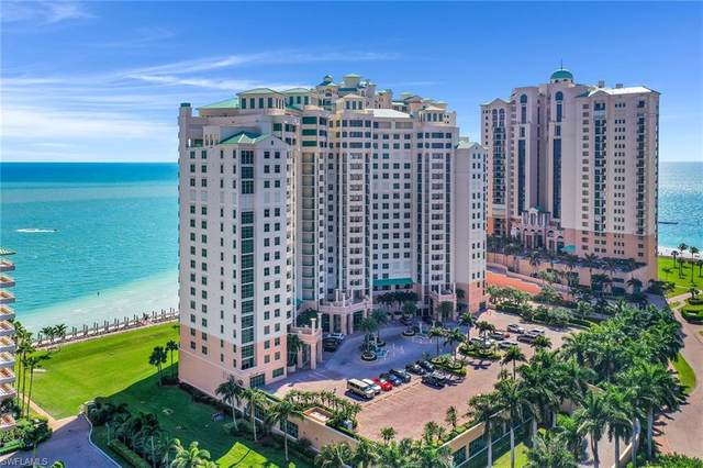 980 Cape Marco Dr #906, Marco Island, FL 34145 (MLS #221027733) :: RE/MAX Realty Group