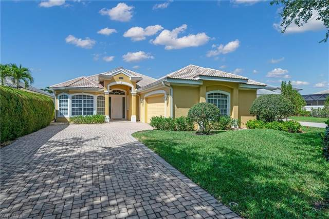 4853 Keswick Way, Naples, FL 34105 (MLS #221027950) :: NextHome Advisors