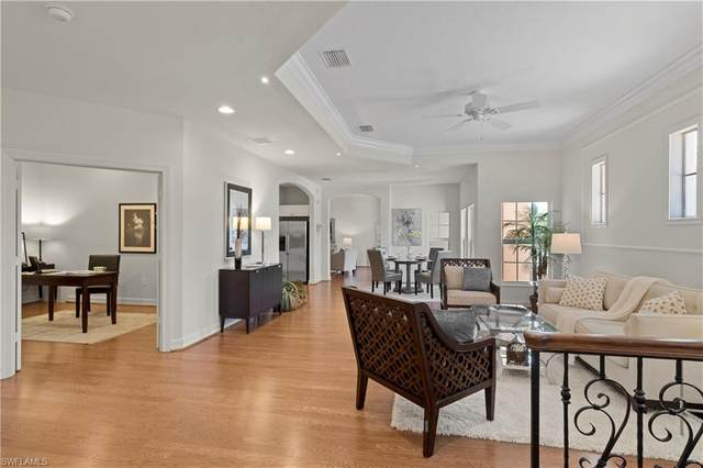 4825 Aston Gardens Way A-201, Naples, FL 34109 (MLS #221027972) :: Wentworth Realty Group