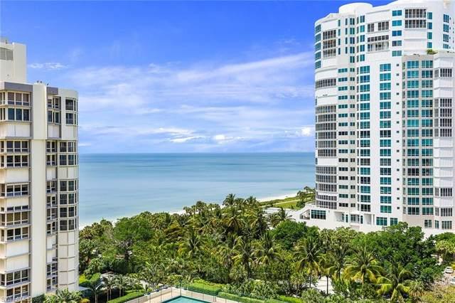 4041 Gulf Shore Blvd N #1207, Naples, FL 34103 (MLS #221028209) :: Premiere Plus Realty Co.