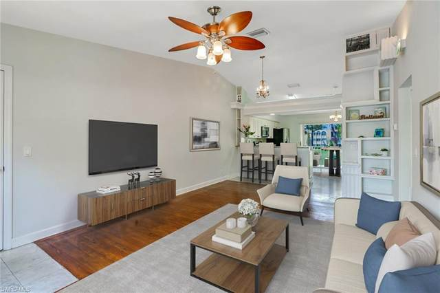 267 Quail Forest Blvd #209, Naples, FL 34105 (MLS #221028300) :: Tom Sells More SWFL | MVP Realty