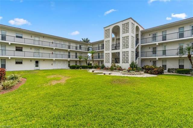 53 High Point Cir W #109, Naples, FL 34103 (MLS #221028787) :: Realty Group Of Southwest Florida